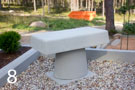 Mazais betona kapu soliņš
